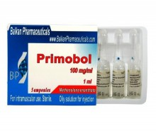 Купить Primobol Balkan 100 mg 1 ml